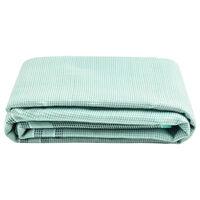 vidaXL Tent Carpet 450x250 cm Green