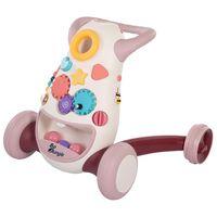 Bo Jungle B-Walking Baby Walker Aid Jumpy Pink