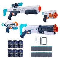 ZURU Toy Weapon X-Shot Ultimate Shootout Pack