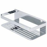 Tiger Bathroom Basket Caddy Chrome 1400030346