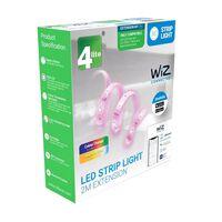 4lite Wiz Connected Multicolour Led Strip Light Wi/bt Extension Kit