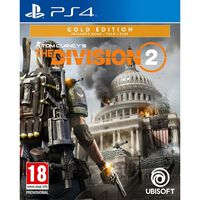 Tom Clancy's The Division 2: Gold Edition (PS4)