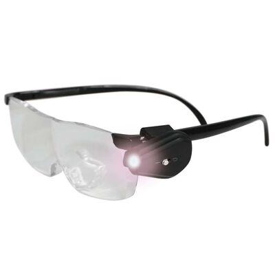 Orange Donkey Deluxe Magnify Glasses Big Vision