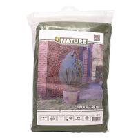 Nature Winter Fleece Cover 70 g/sqm Green 2.5x3 m