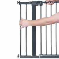 Safety 1st Safety Gate Extension 14 cm Black Metal 2429057000