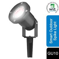 4lite Wiz Connected 5w Smart Outdoor Spike Light Tunable White