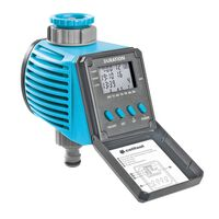 Automatic/Manual Digital Water Timer for Garden Watering Hose