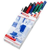 edding Permanent Marker 10 pcs Multicolour 404