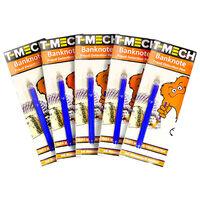 T-Mech Counterfeit Money Bank Note Fraud Checker Pens - 5 Pack