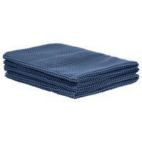vidaXL Tent Carpet 250x600 cm Blue