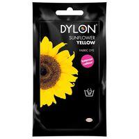 Dylon Hand Fabric Dye Sachet, Sunflower Yellow, 1 Pack Of 50g