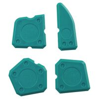 wolfcraft Four Piece Sealant Tool SP 100 4369000