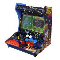 Arcade Machine Table Bartop Retro Assembled Gaming Cabinet 1299 Games