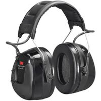 3M Ear Protection with Radio Worktunes Pro Peltor Black 34732
