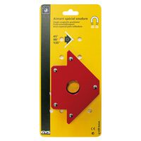 GYS Magnetic Welding Positioner Red 30x13.8x2.5 cm