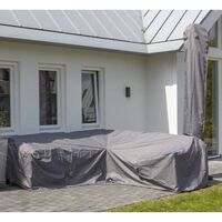 Madison Outdoor Lounge Set Cover 270x210x90cm Right Grey