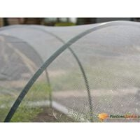 Nature Anti-insect Net 2x10 m Transparent