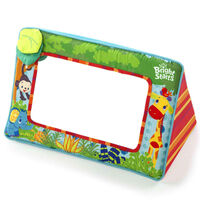 Bright Starts Floor Mirror Sit & See Safari