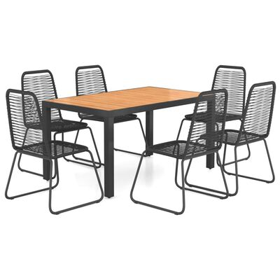 This garden dining set is an excellent choice for your garden, patio or terrace.