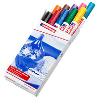 edding Gloss Paint Marker 10 pcs Multicolour 750