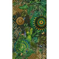 HIP Beach Towel BOTALIA 100x180 cm Green