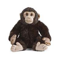 Living Nature Chimp Plush Toy