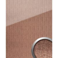 Wallface 20217-sa-ar Wall Panel Glass Look Bronze