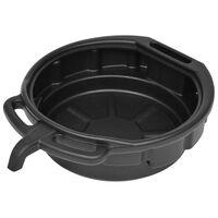 vidaXL Oil Drain Pan with Spout 16 L