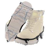 Yaktrax Ice Shoes Crampons Chains M 41-43 Black