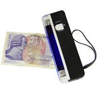 T-Mech Handheld Counterfeit Money Fraud Detection UV Light & Torch