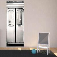 Walplus Door Mural Sticker Lift Door 88x200cm, Home Decoration, Decal