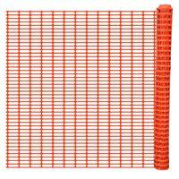 vidaXL Garden Fence 50 m Orange