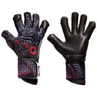 Elite Sport Goalkeeper Gloves Vipera Size 7 Black