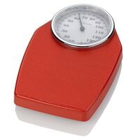 Medisana Personal Scales Mechanic PS 100 Red
