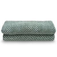 Jollein Hydrophilic Multi Cloth 2 pcs Snake 115x115 cm Ash Green