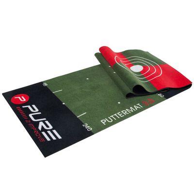Pure2Improve Golf Putting Mat 300x65 cm P2I140010