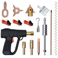 vidaXL 86 Piece Dent Puller Welder Kit