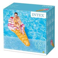 """Intex 58762eu 88"""" Giant Ice Cream Mat - (224cm X 107cm)"""
