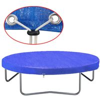 vidaXL Trampoline Cover PE 300 cm 90 g/m²