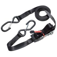 Master Lock Ratchet Tie Down Straps 2 pcs 4.25 m x 25 mm 3066EURDAT
