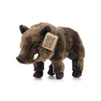 Living Nature Wild Boar Plush Toy