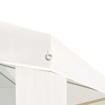 vidaXL Outdoor Gazebo Cream 600x440x330 cm