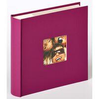 Walther Design Photo Album Fun Memo 10x15cm Violet 200 Photos