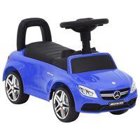 vidaXL Step Car Mercedes-Benz C63 Blue