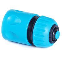 1/2 Inch Garden Hose To Hozelock Quick Fit Adaptor Water Stop