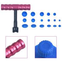 vidaXL 19 Piece Paintless Dent Repair Dent Lifter Set