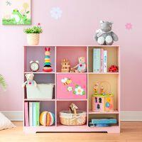 Fantasy Fields Magic Garden Adjustable Cube Bookshelf TD13210B