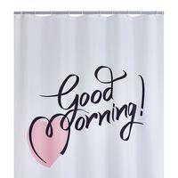 RIDDER Shower Curtain Good Morning 180x200 cm