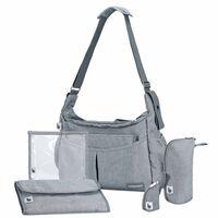 Babymoov Diaper Bag Urban Smokey Grey