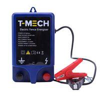 T-Mech Electric 12V Fence Energiser Water Resistant Fencer